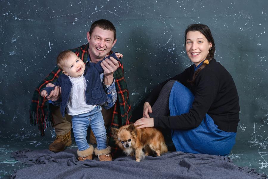 Детска и семейна фотография