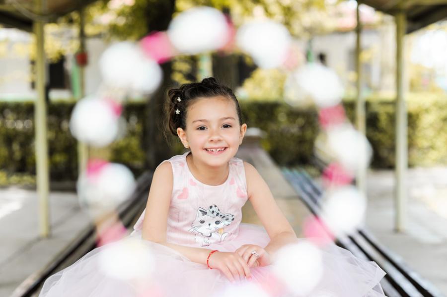 детска фото сесия Свето Кръщение